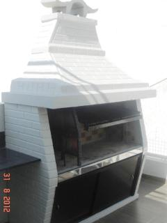terrace barbecue