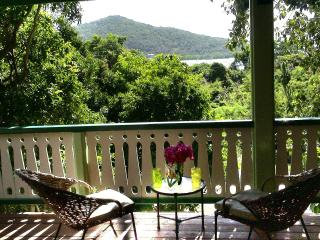 Cactus Flower Cottage- 1 Bedroom Peaceful Retreat, St. John