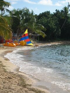 Toys available through Bolongo Bay Resort