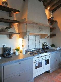 Ilve Oven in Kitchen