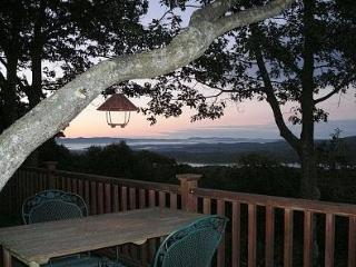 A favorite place to sip coffee and watch sunrise