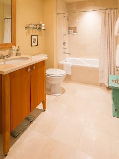 J505 Orient Pacific Suite Third Queen Bedroom Bath