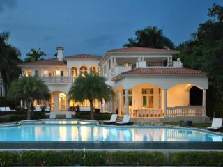 Villa Blanca. South Beach, Miami., Miami Beach