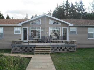 4 Bdrm, 4 Star, BEACHFRONT, Sleeps 9 plus baby!