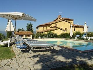 Casa Leggiadra D, Castelfranco di Sopra
