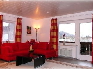 Vacation Apartment in Garmisch-Partenkirchen - 646 sqft, comfortable, bright, nice views (# 3599)