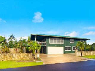 Beautiful Hanalei Home, Walking Distance to the Beach! - TVNC#5126