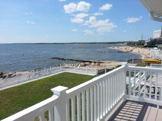 Cornfield Point Waterfront Beach House CT Vacation, Old Saybrook