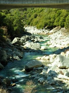 Yuba River - Excellent swimming and hiking