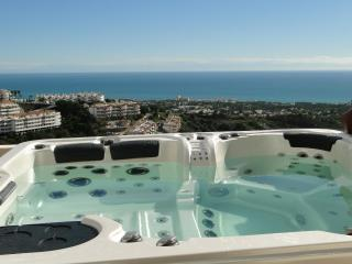 Nueva Calahonda 4,Penthouse with private Jacuzzi, Sitio de Calahonda