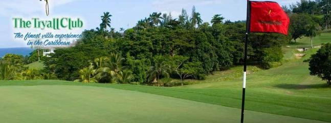 Premier golfing at Tryall