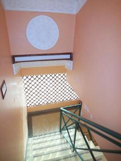 swahili staircase