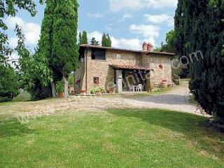 Villa del Nibbio, Loro Ciuffenna