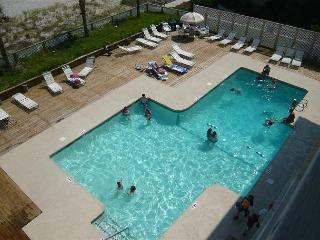 Vacation Rental in Great Location, Only Steps from the Sand, at Pelicans Watch-Myrtle Beach SC