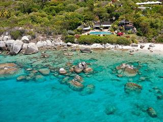 Villa Sol Y Sombra 4 Bedroom SPECIAL OFFER, Little Trunk Bay