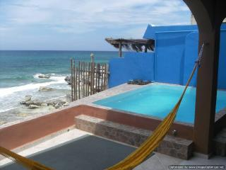 Casa Roca Caribe: Main Pool Level, Isla Mujeres