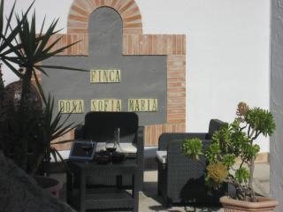 Finca Doña Sofia Maria, apartment with pool.