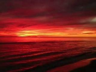Nous avons Incredible Sunsets! Apportez votre appareil photo.