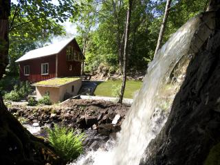 Hjalmared mill, Alingsas
