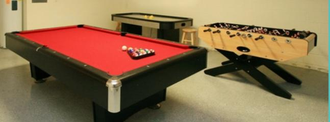 Sanann Villa Gamesroom