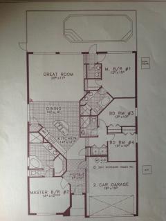 Sanann Villa Floorplan