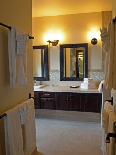 Bathroom - typical for bedroom 1 and 2