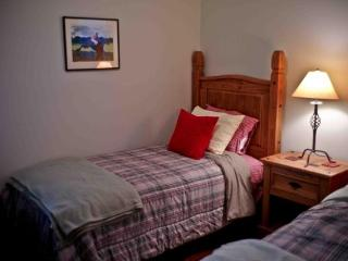Second bedroom/2 twin beds