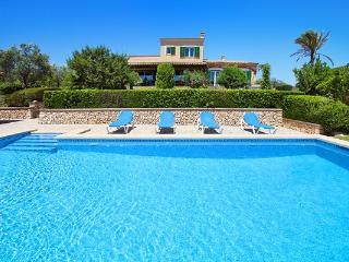 3 bedroom Villa in S Horta, Cala Dor, Mallorca : ref 4408, S'Horta