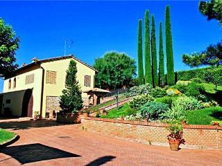 Villa in San Gimignano, Tuscany, Italy, Certaldo