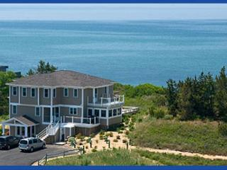 TRURO STUNNING WATERVIEW 3 STORY VACATION HOME WITH PRIVATE BEACH!, Truro