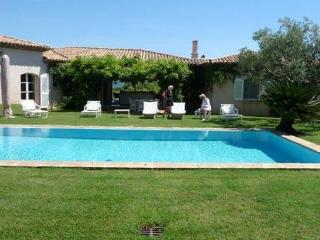 Stunning 4 Bedroom French Riviera Vacation Home, Ramatuelle