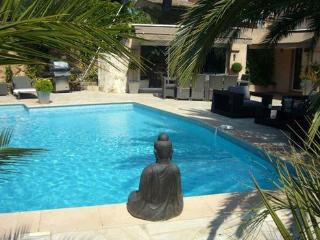Fantastic 4 Bedroom Gassin House with a Pool