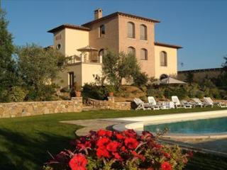 At Villa Valpoliziana, which has been described as a ´paradise on earth´ you wil