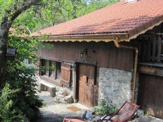 Maison de montagne authentique, Mont Saxonnex