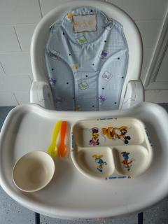 Highchair for your little one
