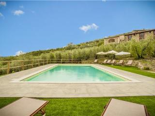 5 bedroom Villa in Radda in Chianti, Tuscany, Castellina in Chianti, Italy : ref 2085781