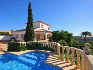 Villa in Moraira, Costa Blanca, Spain, Teulada