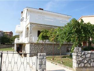 34738-Apartment Krk, Baska
