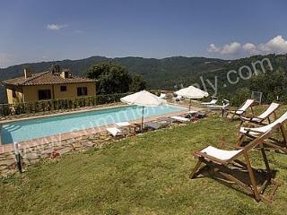 Villa Splendente, Massa e Cozzile