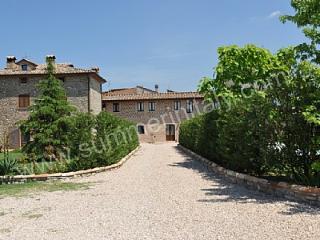 Villa Vezzosa Grande, Citerna