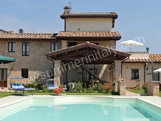 Villa Vezzosa A, Citerna
