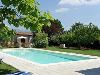 Villa Vezzosa B, Citerna