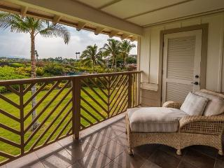 Plush three bedroom conodminium in the family-friendly Waikaloa Beach Resort, Waikoloa