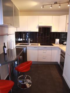 Modern spacioous kitchen