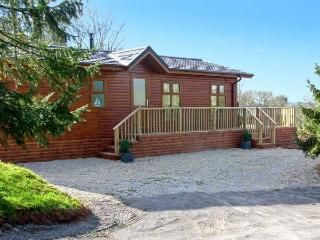 FIRS LODGE, romantic, luxury holiday lodge, with hot tub, golf and fishing in Narberth, Ref 21009