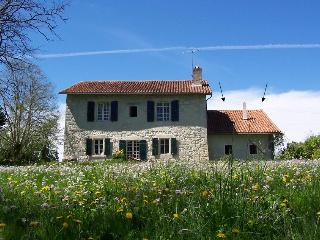 The House next to the River - Aubeterre, Poitou-Charentes