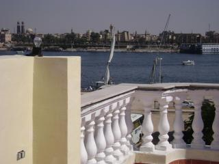 Nile view terrace