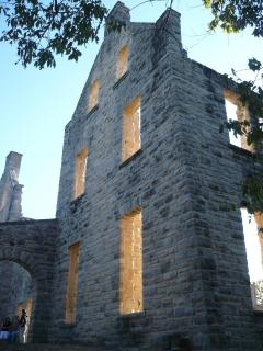 Ha-Ha Tonka State Park - The castle ruins