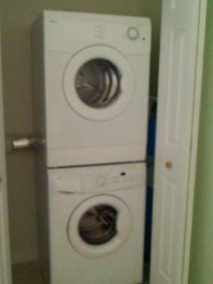 New Maytag Washer/Dryer