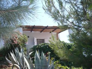 Romantic getaway cottage aeolian islands lipari with private pool